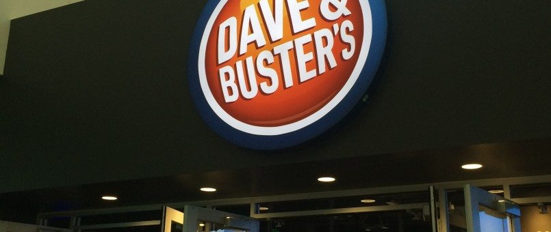 Dave & Busters, Southdale Mall