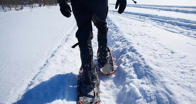 February  Snow Shoeing Along the Mississippi & Dinner